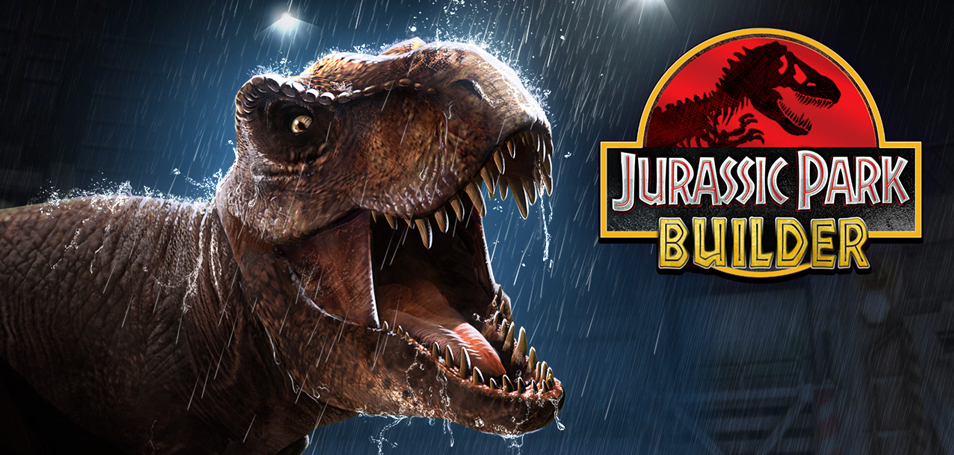 Jurassic Park<sup>TM</sup> Builder Mobile Game