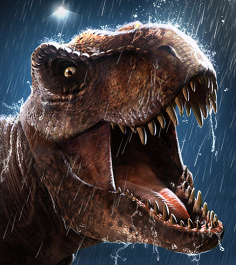 Jurassic World<sup>TM</sup> The Game